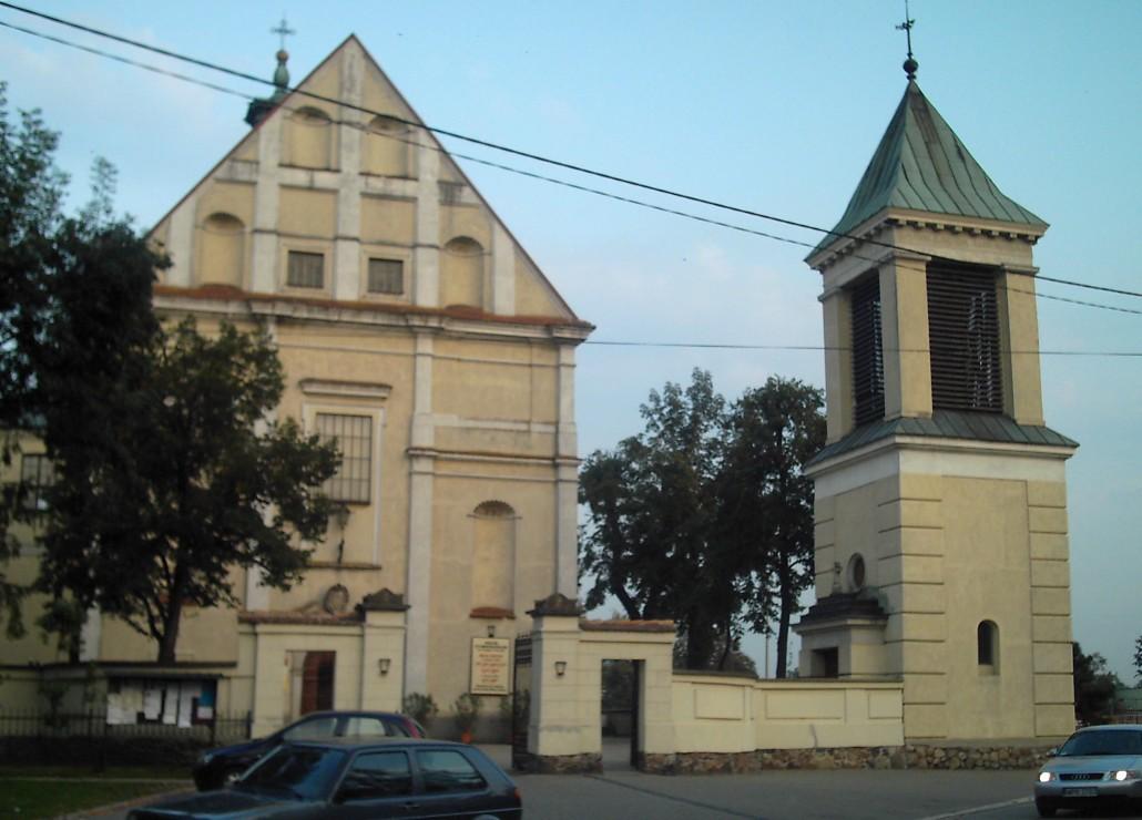 Raszyn św. Szczepana | Archidiecezja Warszawska