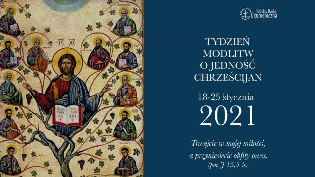 Tydzień Modlitw o Jedność Chrześcijan 2021 | Archidiecezja Warszawska